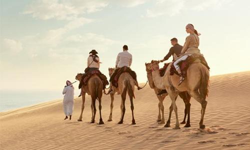 morning Desert Safari Qatar