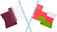 Countries eligible for Qatar-Oman Joint Visit Visa